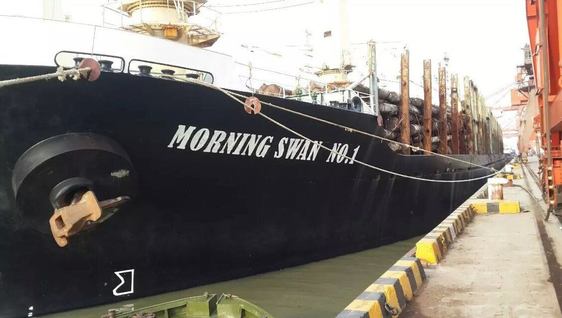 M/V MORNING SWAN NO 1
