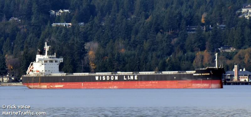 MV SAKIZAYA DIAMOND