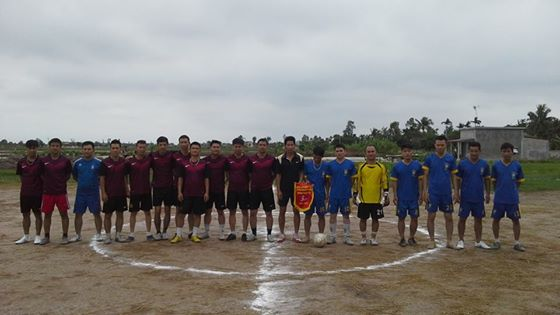 VCC-SHIPPING FOOTBALL TEAM